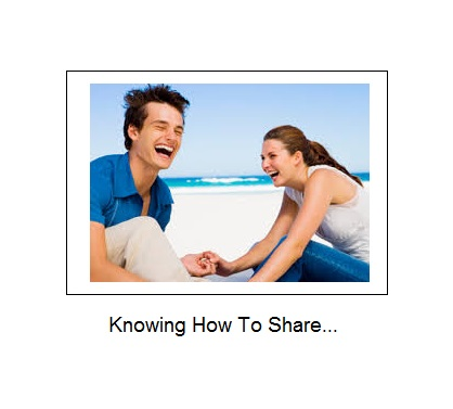 Knowing How to Share